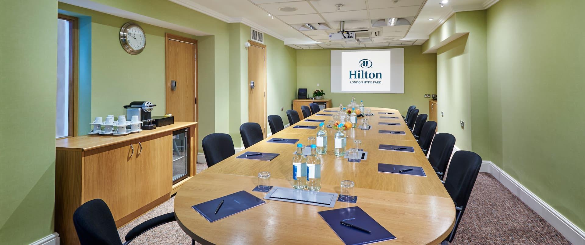 Coburg Suite Meeting Table