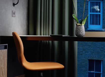 Guest Room Desk and Chair
