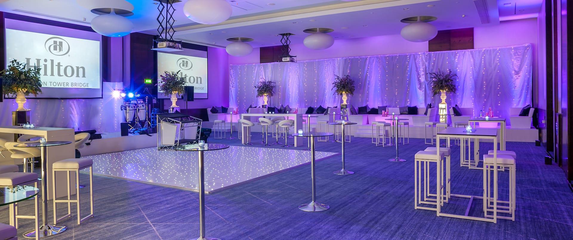 Tower Suite Ballroom with Dance Floor