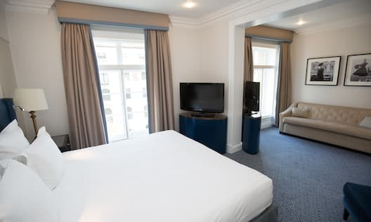 King Hilton Junior Suite