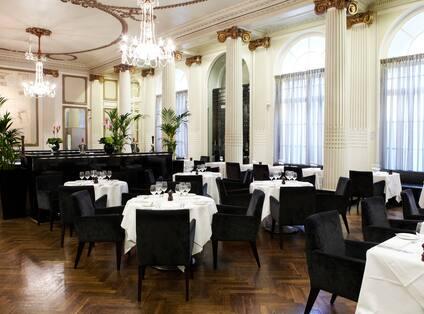 Homage Restaurant