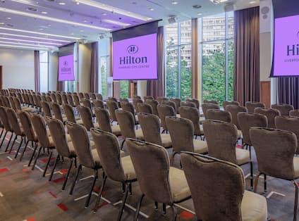 Hotel Meeting and Ballroom