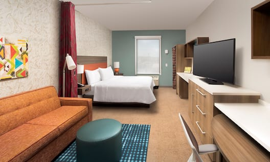 Home2 Suites by Hilton Las Cruces Hotel, NM - King Studio