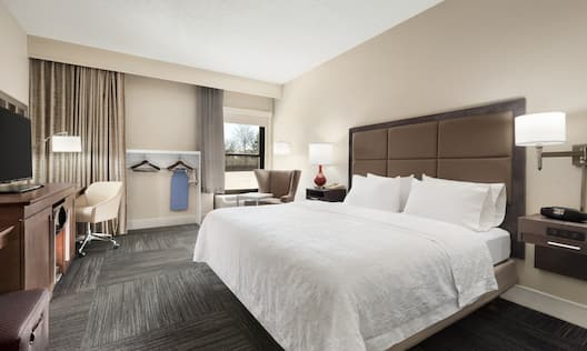 King Mobility Guest Room