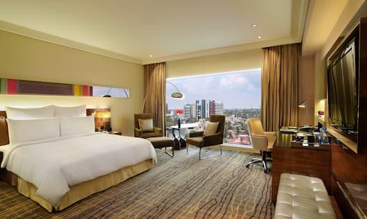 Hilton King Executive Room