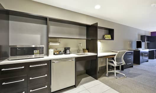 Accessible Kitchenette