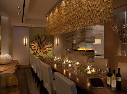 Harth Private Dining