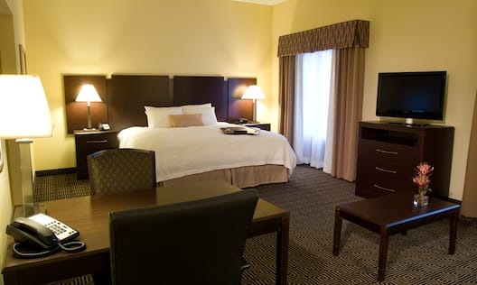 Accessible King Suite