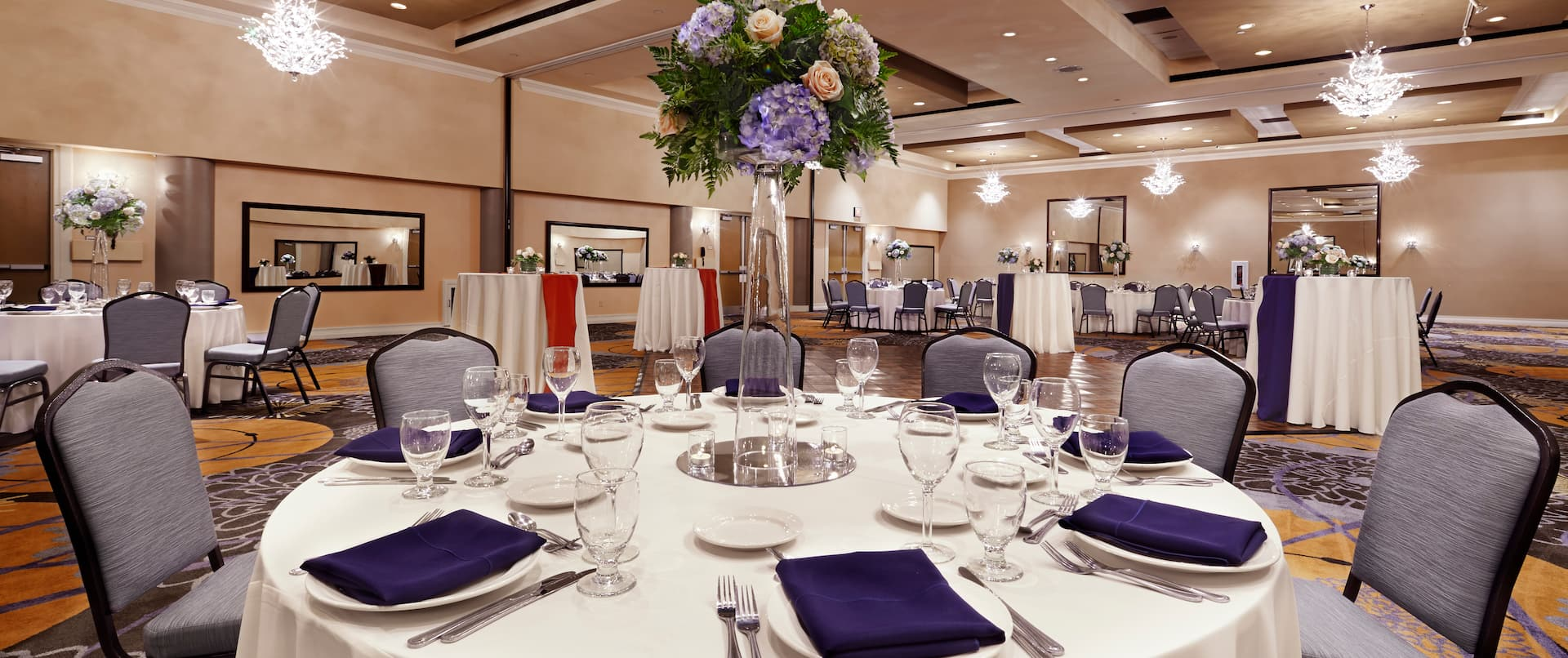 Lakeside Ballroom Wedding