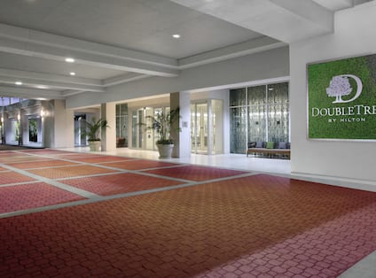 Hotel Front Drive Entrance