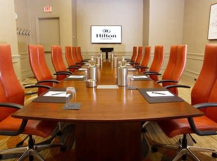 Commonwealth Boardroom