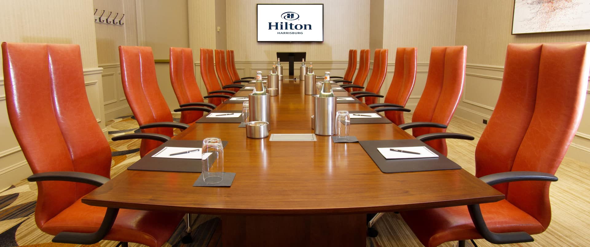 Commonwealth Boardroom