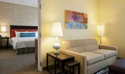 Accessible King Bedroom Suite