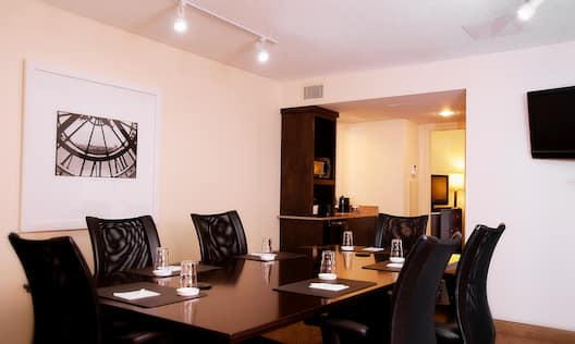 Conference Suite Board Room