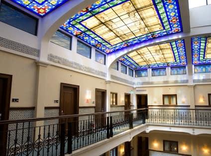 Atrium Celing