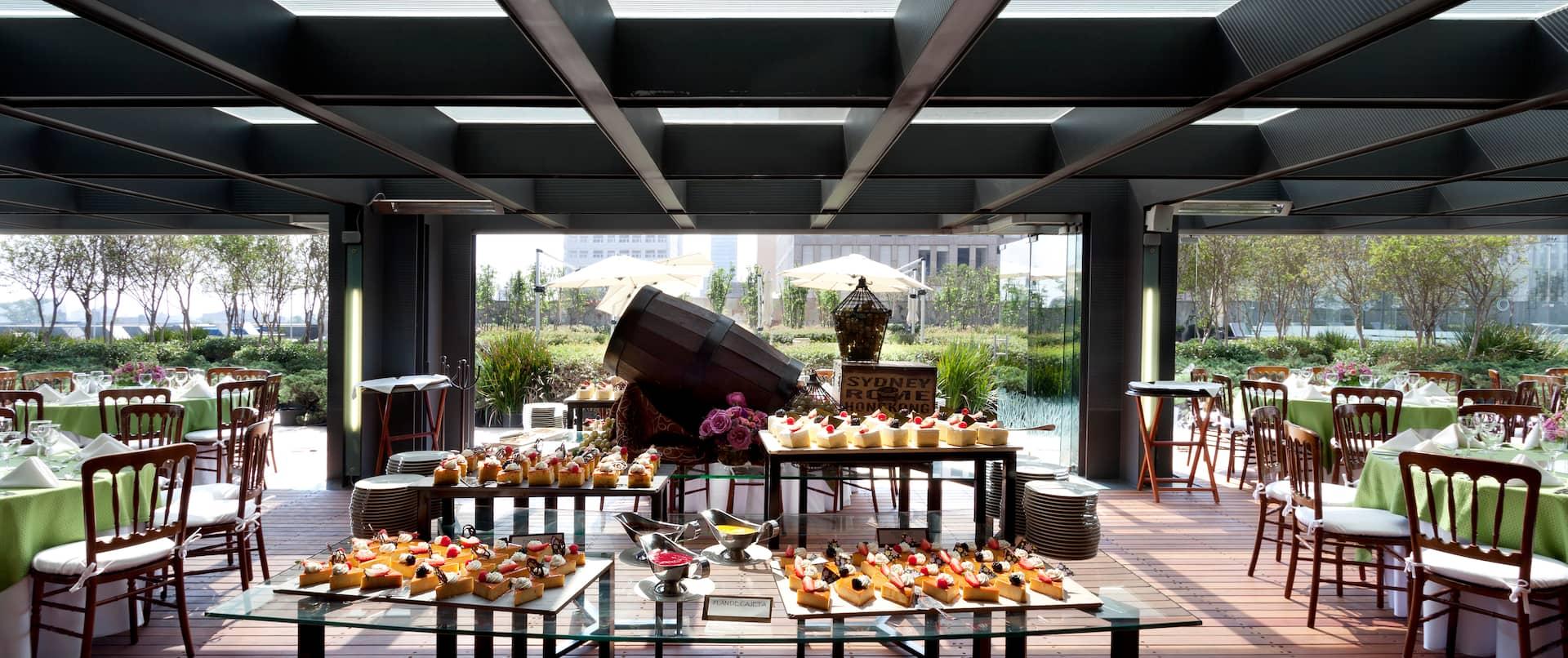 Terraza Alameda Restaurant
