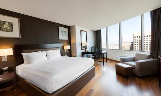 Business Suite with King Bed