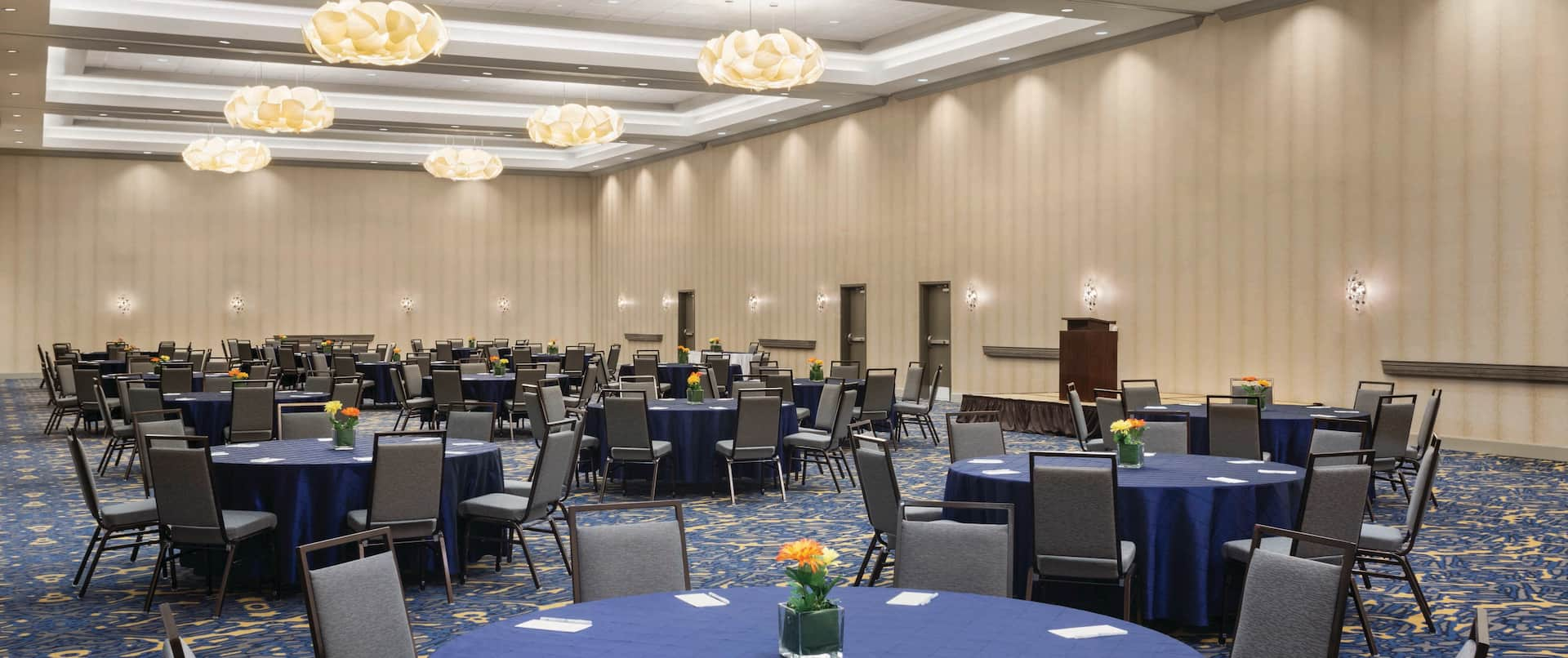 Hamilton Meeting Room Banquet