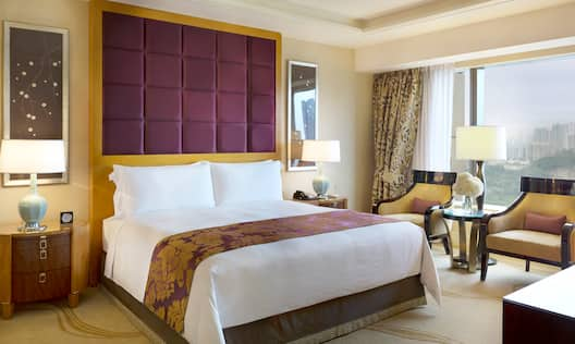 King Deluxe Suite with Bed