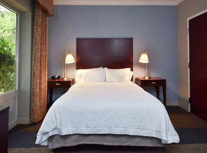 One King Bed Guest Bedroom