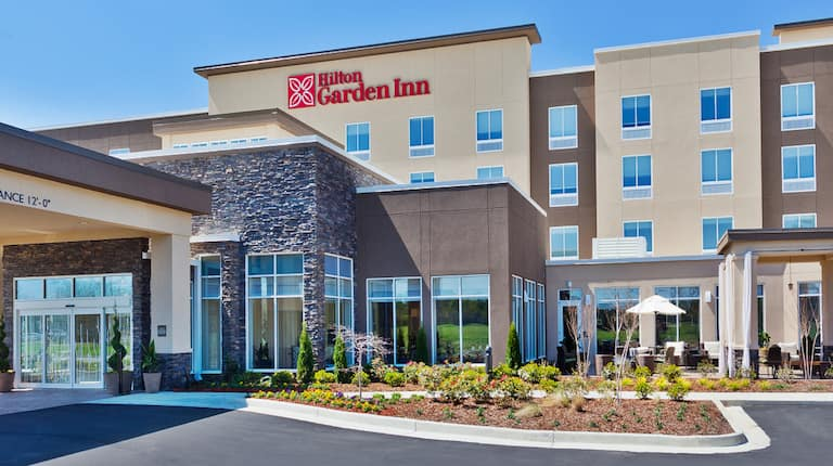 Hilton Garden Inn Hotel In Montgomery Al At Eastchase