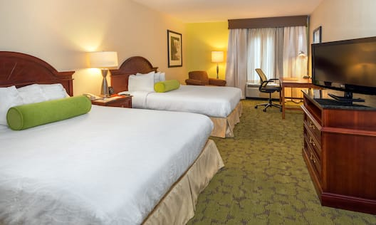 Accessible Room with 2 Queen Beds