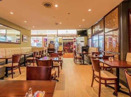Gauchitos Steakhouse Dining Area