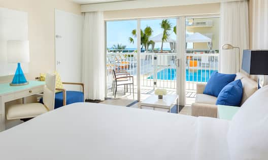 Cabana Tower King Room