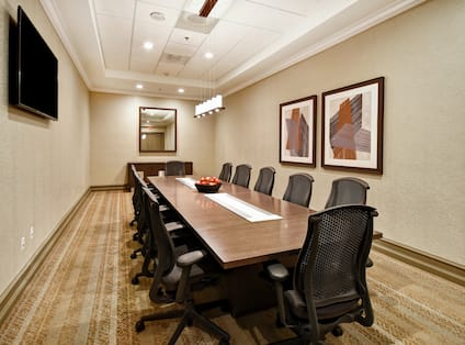 Meeting Room with Seating