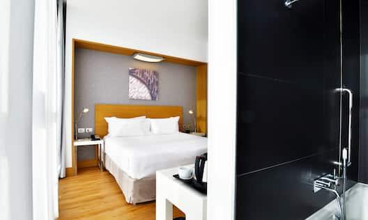 View of Deluxe Room
