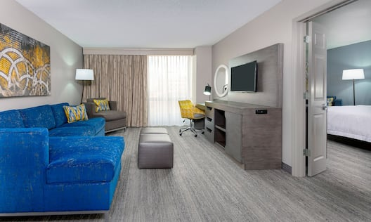 Living Room Suite