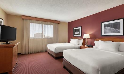 Double Bed Guestroom Suite