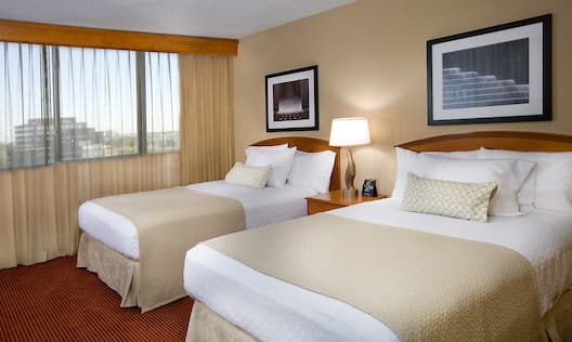 Suite with Two Double Bed
