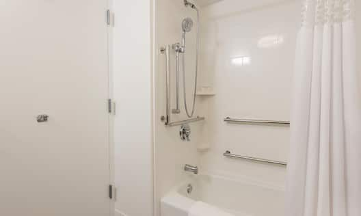 Accessible Tub & Shower