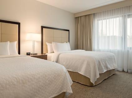 Suite Double Beds