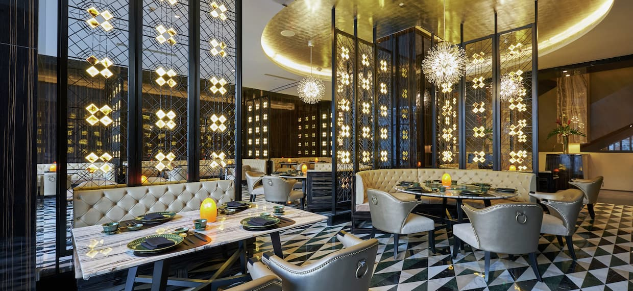 Hua Ting - Brasserie Chinoise