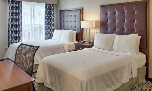 2 Double Room
