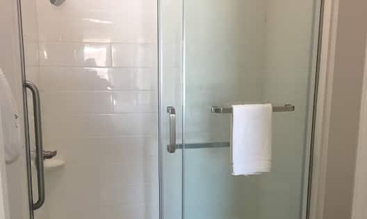 Suite Walk In Shower