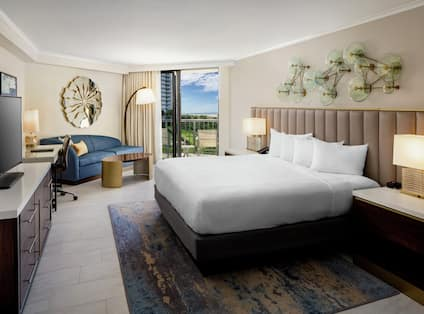 King Room with Ocean View
