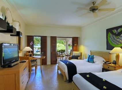 Twin Hilton Deluxe Room