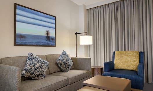 Premium Suites Living Area