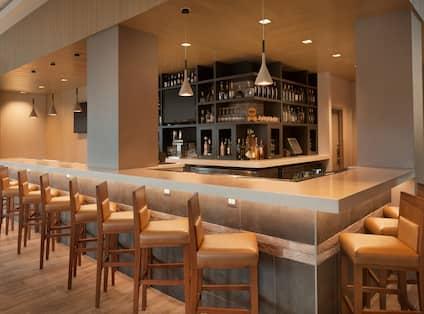 Lounge Area Bar