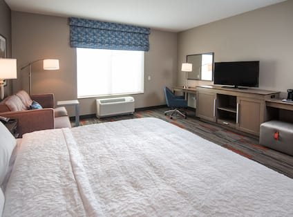 King Room with HDTV