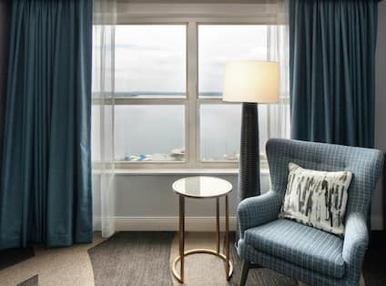Guestroom with Lake Monona View