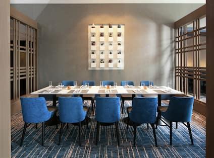 Munson Semi-Private Dining Room