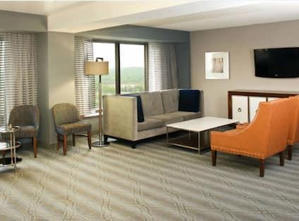 King Bed Presidential Suite