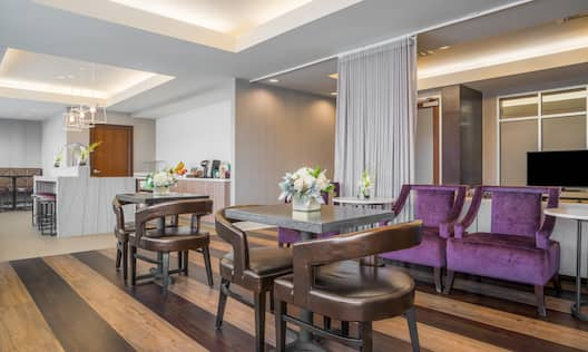Hilton Honors Executive Lounge