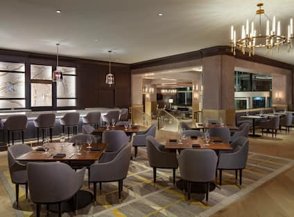The Marquette Hotel, Curio Collection by Hilton, MN - Jacques Restaurant