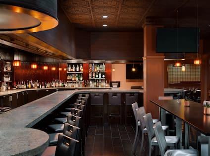 Lounge At Dover Restaurant