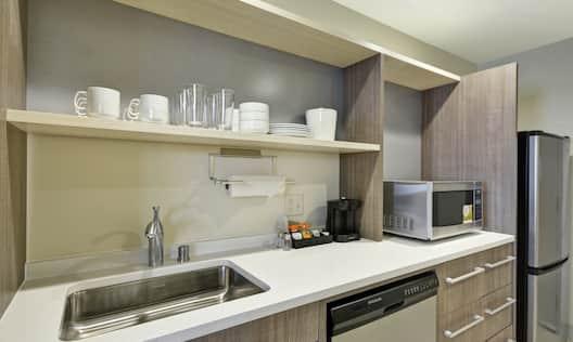 Guestroom Kitchen